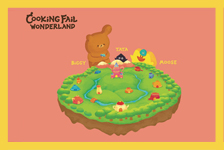 Cooking Fail Wonderland