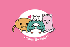 Kitchen Sweepers