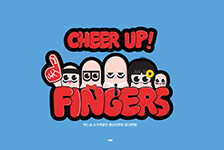 CHEER UP! FINGERS